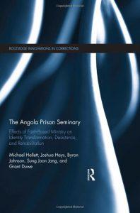 The Angola Prison Seminary Book Cover