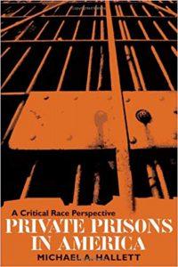 Private Prisons in America Book Cover